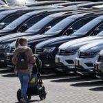 UE: Les ventes de véhicules ont chuté de 57% en mai, sans compter la surabondance massive des stocks