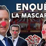 """Florian Philippot: """"Commission d'enquête sur le coronavirus : LA TERRIBLE MASCARADE !"""" – Infos"""