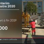 Emploi: l'intérim S'EFFONDRE au 1er trimestre 2020