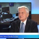"""Jean-Claude Trichet : """"les marchés ont raison dans l'instant, mais ils ont souvent tort à long terme"""""""