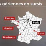Petites lignes aériennes: suppressions sur les rails