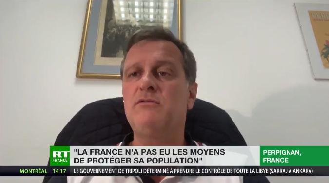"Louis Aliot: Covid-19: La France ""n"