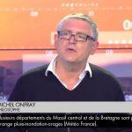 """Michel Onfray, philosophe: """"On voudrait générer une guerre civile qu'on ne s'y prendrait pas autrement"""""""