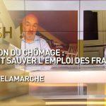 Olivier Delamarche Dans C'EST CASH: « Face à l'Explosion du chômage à venir, ma solution serait de virer les politiques ! »