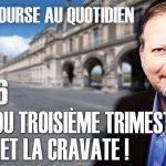 Philippe Béchade – Séance du Lundi 22 Juin 2020: «Début du troisième trimestre, on remet la cravate !»