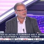 """Philippe Béchade: """"On a jamais vu un marché progresser face à une telle incertitude, ni en 1987, ni en 1998 !"""""""