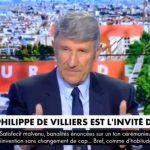 """Philippe de Villiers: """"Adama Traoré a été interpellé par 3 gendarmes dont 2 étaient Antillais, donc nous dire que les gendarmes étaient des racistes est contraire à la vérité des faits !"""""""