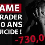 """Drame: un trader de 20 ans perd 730 000 $ et se Suicide !… Thami kabbaj: """"Je vous demande d'être extrêmement prudent !"""""""