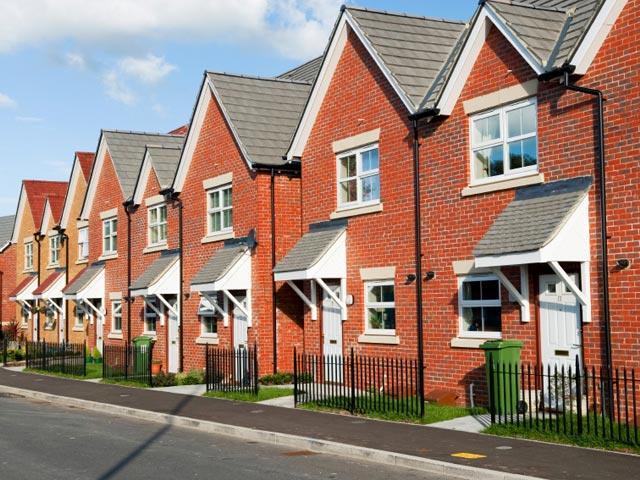 Les prix des maisons au Royaume-Uni n