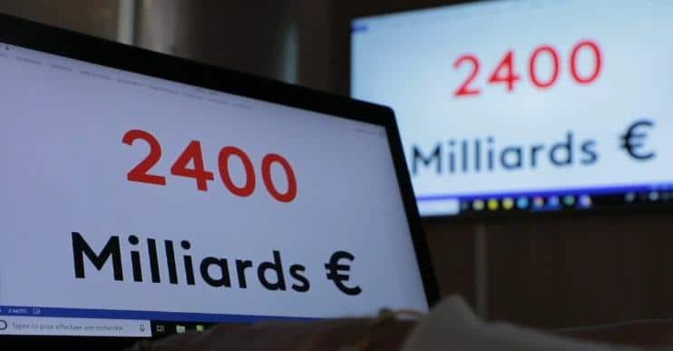 Ce qui fait débat: faut-il annuler la dette ?... Gaffe à ceux qui ont une assurance-vie !