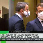 """Jean-Lin Lacapelle: Sommet de l'U.E: """"Depuis 4 jours, Emmanuel Macron est en train de travailler pour RUINER la France !"""""""