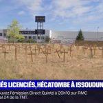"""287 salariés licenciés par La Halle à Issoudun après la crise sanitaire: """"Ça a été très brutal, on nous a mis à mort"""""""