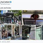 """""""J'ai besoin d'acheter une arme à feu"""": Un animateur radio a vu son appartement saccagé par des émeutiers après avoir soutenu Trump sur Twitter"""