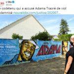 Le codétenu qui a accusé Adama Traoré de viol indemnisé