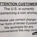 USA: Est-ce que la pénurie d'argent liquide à l'échelle nationale est un prétexte pour nous pousser vers une société sans cash ?