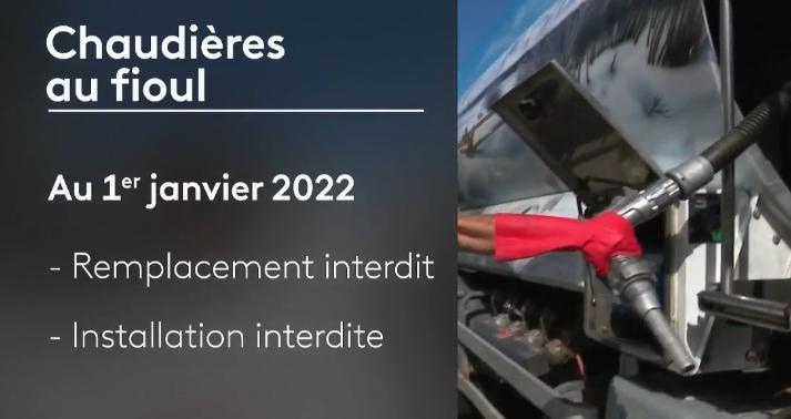 Icoulogie: vers la fin des chaudières au fioul en 2022