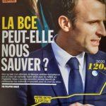 « Quand le magazine papier Capital explique que c'est la BCE qui évite la faillite de la France ! » L'édito de Charles Sannat
