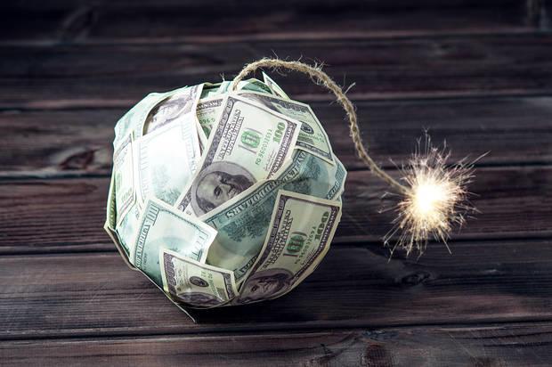 Cette bulle financière qui finira par exploser !