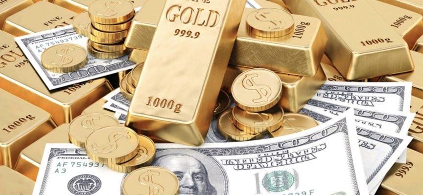 gold-bars-coins-dollars