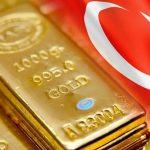 La banque centrale turque a acheté environ 148 tonnes d'or entre janvier et mai, soit près du triple de l'année précédente !
