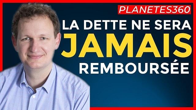 """Guy de La Fortelle: """"La dette ne sera JAMAIS remboursée ! Ca nous pétera à la Gueule !"""""""
