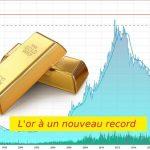 L'or franchit à la hausse le sommet historique des 1921$ datant de 2011 et ce n'est qu'un début…