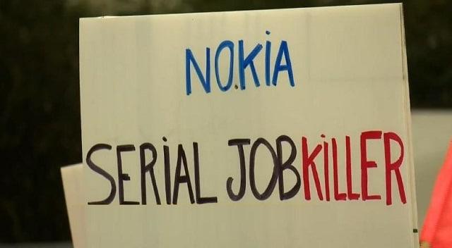 Nokia: 402 postes supprimés à Lannion