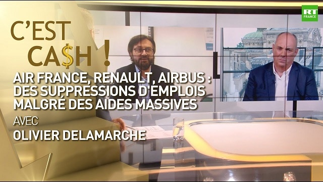 Air France, Renault, Airbus: des suppressions d