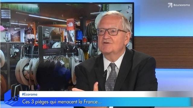 Ces trois pièges qui menacent la France... Avec Patrick Artus