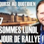 """Philippe Béchade – Séance du Lundi 20 Juillet 2020: """"Nous sommes lundi, c'est jour de rallye !"""""""