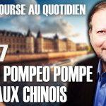 """Philippe Béchade – Séance du Vendredi 24 Juillet 2020: """"Quand Pompeo pompe l'air aux chinois…"""""""