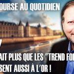 """Philippe Béchade – Séance du Lundi 27 Juillet 2020: """"Manquerait plus que les """"trend followers"""" s'intéressent aussi à l'or !"""""""
