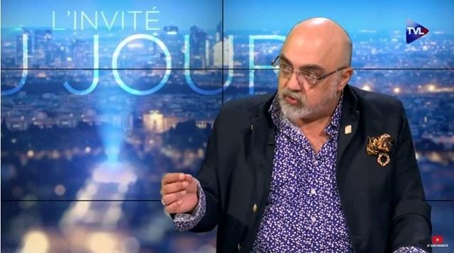 """Pierre Jovanovic: """"Avec 20 000 milliards de fausse monnaie associés aux taux négatifs, nous avançons vers la grande catastrophe !"""""""