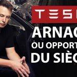 Bourse: Tesla, ARNAQUE ou opportunité du siècle ?… Thami Kabbaj vous explique tout dans cette vidéo