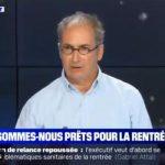 """Le Pr Laurent Toubiana dénonce la psychose ambiante sur le Covid-19, il explique qu'il a été menacé (voilà qui confirme mon tweet précédent, il n'est pas dans la """"ligne"""" du pouvoir)"""