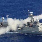Philippe Béchade: «Un bateau turc privé s'est pris des tirs des gardes-côtes grecs: il a coulé, 3 blessés graves. La guerre du Vietnam avait commencé pour moins que ça…»