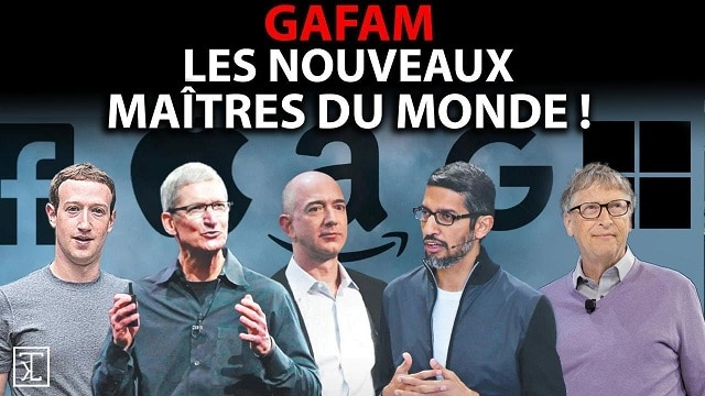 Apple pulvérise le Cac 40 et Les GAFAM, nouveaux maîtres du monde !... Analyse de Thami Kabbaj