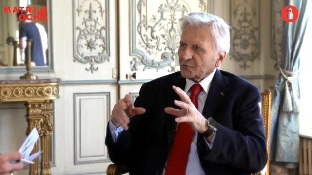 """Jean-Claude Trichet: """"Etant donné la progression de l"""