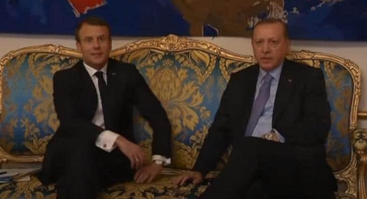 """Erdogan accuse la France de vouloir """"rétablir l"""