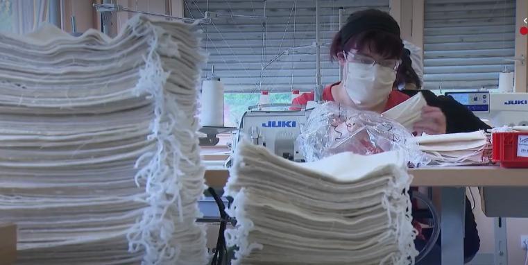 Masques: Les fabricants français accumulent d'énormes stocks d'invendus !
