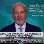 Peter Schiff: «Le dollar ne fait pas que baisser, Il va s'effondrer !»