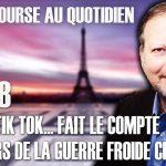 """Philippe Béchade – Séance du Mardi 04 Août 2020: """"Tic toc, Tik Tok… fait le compte à rebours de la guerre froide Chine/USA"""""""