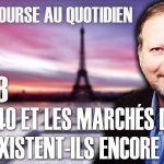 """Philippe Béchade – Séance du Jeudi 27 Août 2020: """"Le CAC 40 et les marchés de taux existent-ils encore ?"""""""