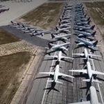 Coronavirus: le secteur aérien en pleine crise