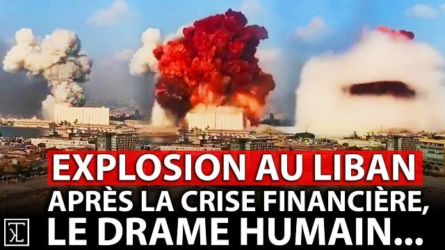 Explosion au Liban: Apres la crise financière, le drame humain... Avec Thami Kabbaj
