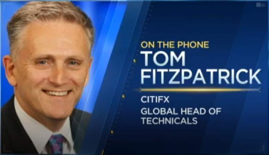 Tom Fitzpatrick de Citigroup: L