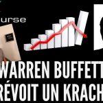 Warren Buffett anticipe-t-il un krach ?