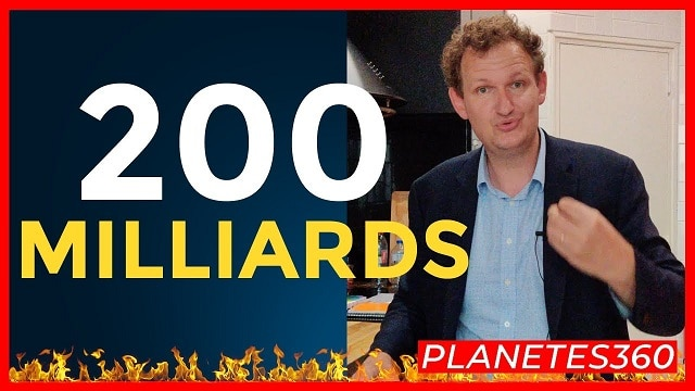 200 milliards de salaires sont partis en fumée en France !... Avec Guy de La Fortelle
