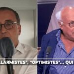 """André Bercoff au Professeur Gilbert Deray: """"Vous avez une vision apocalyptique!"""" (Covid-19)"""