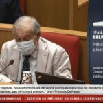 Le Professeur Delfraissy déclare que «les EHPAD étaient moins médicalisés que l'on pensait» – Incompétence !